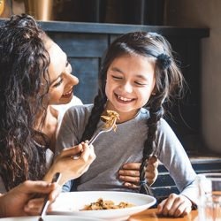 Finding yourself blog post part 2 - Eating breakfast with your family